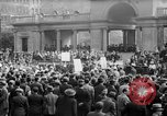 Image of May Day Parade New York City USA, 1941, second 46 stock footage video 65675053243