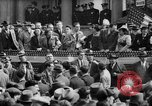 Image of May Day Parade New York City USA, 1941, second 49 stock footage video 65675053243