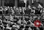 Image of May Day Parade New York City USA, 1941, second 55 stock footage video 65675053243