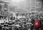Image of May Day Parade New York City USA, 1941, second 57 stock footage video 65675053243