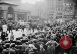 Image of May Day Parade New York City USA, 1941, second 59 stock footage video 65675053243