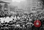 Image of May Day Parade New York City USA, 1941, second 60 stock footage video 65675053243