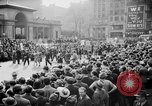 Image of May Day Parade New York City USA, 1941, second 61 stock footage video 65675053243