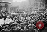 Image of May Day Parade New York City USA, 1941, second 62 stock footage video 65675053243