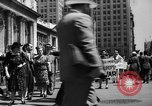Image of picket line New York City USA, 1941, second 18 stock footage video 65675053245