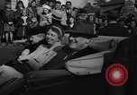 Image of President Franklin D Roosevelt re-elected in 1940 and 1944 New York United States USA, 1940, second 15 stock footage video 65675053255
