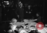 Image of President Franklin D Roosevelt re-elected in 1940 and 1944 New York United States USA, 1940, second 25 stock footage video 65675053255
