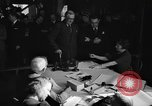 Image of President Franklin D Roosevelt re-elected in 1940 and 1944 New York United States USA, 1940, second 26 stock footage video 65675053255