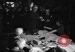 Image of President Franklin D Roosevelt re-elected in 1940 and 1944 New York United States USA, 1940, second 27 stock footage video 65675053255