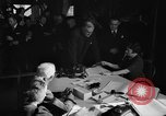Image of President Franklin D Roosevelt re-elected in 1940 and 1944 New York United States USA, 1940, second 31 stock footage video 65675053255