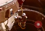 Image of LBM-30 Minuteman missile Vandenberg Air Force Base California USA, 1979, second 4 stock footage video 65675053257