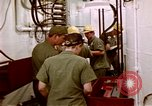 Image of LBM-30 Minuteman missile Vandenberg Air Force Base California USA, 1979, second 14 stock footage video 65675053257