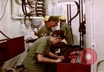 Image of LBM-30 Minuteman missile Vandenberg Air Force Base California USA, 1979, second 15 stock footage video 65675053257