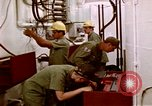 Image of LBM-30 Minuteman missile Vandenberg Air Force Base California USA, 1979, second 16 stock footage video 65675053257