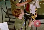 Image of LBM-30 Minuteman missile Vandenberg Air Force Base California USA, 1979, second 23 stock footage video 65675053257