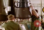 Image of LBM-30 Minuteman missile Vandenberg Air Force Base California USA, 1979, second 25 stock footage video 65675053257