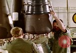 Image of LBM-30 Minuteman missile Vandenberg Air Force Base California USA, 1979, second 26 stock footage video 65675053257