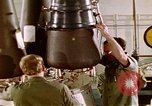 Image of LBM-30 Minuteman missile Vandenberg Air Force Base California USA, 1979, second 27 stock footage video 65675053257