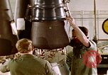 Image of LBM-30 Minuteman missile Vandenberg Air Force Base California USA, 1979, second 28 stock footage video 65675053257