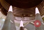 Image of LBM-30 Minuteman missile Vandenberg Air Force Base California USA, 1979, second 29 stock footage video 65675053257