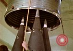 Image of LBM-30 Minuteman missile Vandenberg Air Force Base California USA, 1979, second 31 stock footage video 65675053257