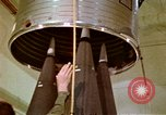 Image of LBM-30 Minuteman missile Vandenberg Air Force Base California USA, 1979, second 33 stock footage video 65675053257