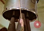 Image of LBM-30 Minuteman missile Vandenberg Air Force Base California USA, 1979, second 36 stock footage video 65675053257