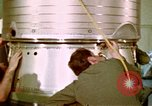 Image of LBM-30 Minuteman missile Vandenberg Air Force Base California USA, 1979, second 38 stock footage video 65675053257