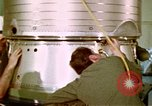 Image of LBM-30 Minuteman missile Vandenberg Air Force Base California USA, 1979, second 40 stock footage video 65675053257