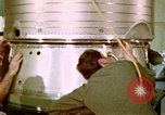 Image of LBM-30 Minuteman missile Vandenberg Air Force Base California USA, 1979, second 41 stock footage video 65675053257
