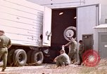Image of LBM-30 Minuteman missile Vandenberg Air Force Base California USA, 1979, second 45 stock footage video 65675053257