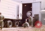 Image of LBM-30 Minuteman missile Vandenberg Air Force Base California USA, 1979, second 46 stock footage video 65675053257