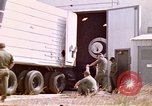 Image of LBM-30 Minuteman missile Vandenberg Air Force Base California USA, 1979, second 47 stock footage video 65675053257