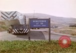 Image of LBM-30 Minuteman missile Vandenberg Air Force Base California USA, 1979, second 48 stock footage video 65675053257