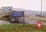 Image of LBM-30 Minuteman missile Vandenberg Air Force Base California USA, 1979, second 50 stock footage video 65675053257