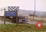 Image of LBM-30 Minuteman missile Vandenberg Air Force Base California USA, 1979, second 52 stock footage video 65675053257