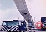 Image of LBM-30 Minuteman missile Vandenberg Air Force Base California USA, 1979, second 53 stock footage video 65675053257