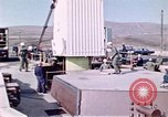 Image of LBM-30 Minuteman missile Vandenberg Air Force Base California USA, 1979, second 57 stock footage video 65675053257