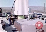 Image of LBM-30 Minuteman missile Vandenberg Air Force Base California USA, 1979, second 59 stock footage video 65675053257