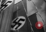 Image of Nazi sixth Party Congress in Nuremberg Nuremberg Germany, 1934, second 9 stock footage video 65675053278