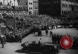 Image of Nazi sixth Party Congress in Nuremberg Nuremberg Germany, 1934, second 36 stock footage video 65675053278