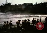 Image of Japanese prisoners Pacific Ocean, 1944, second 20 stock footage video 65675053286