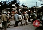 Image of Japanese prisoners Pacific Ocean, 1944, second 25 stock footage video 65675053286