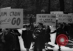 Image of American Peace Mobilization anti-war march in World War 2 Washington DC USA, 1941, second 25 stock footage video 65675053289