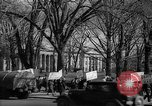 Image of American Peace Mobilization delegates Washington DC USA, 1941, second 6 stock footage video 65675053290