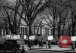 Image of American Peace Mobilization delegates Washington DC USA, 1941, second 7 stock footage video 65675053290