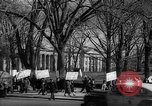 Image of American Peace Mobilization delegates Washington DC USA, 1941, second 8 stock footage video 65675053290