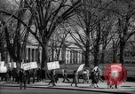 Image of American Peace Mobilization delegates Washington DC USA, 1941, second 11 stock footage video 65675053290