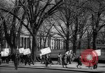 Image of American Peace Mobilization delegates Washington DC USA, 1941, second 12 stock footage video 65675053290