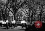 Image of American Peace Mobilization delegates Washington DC USA, 1941, second 13 stock footage video 65675053290